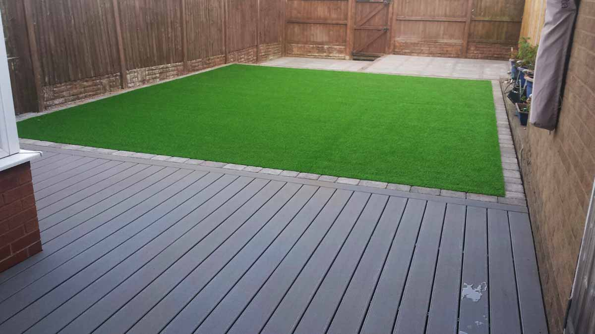 Landscapers Solihull Hard Garden Landscaping Turfing